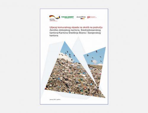 Utjecaj komunalnog otpada na okoliš na području…