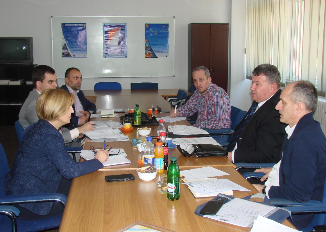 Savjet BFC mreže FBiH - Sastanak u Zenici 2