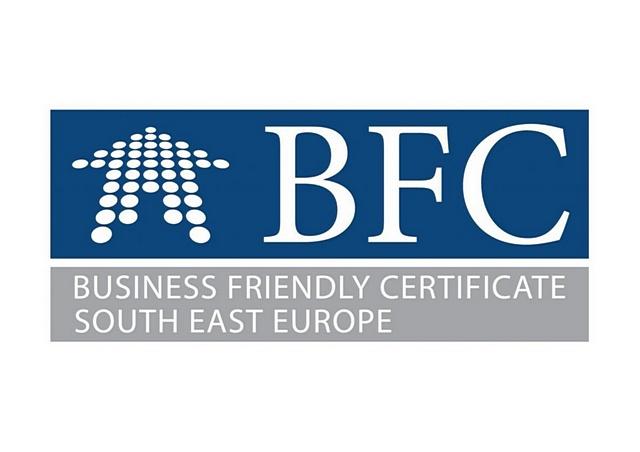 BFC - Certifikacija općina sa povoljnim poslovnim okruženjem