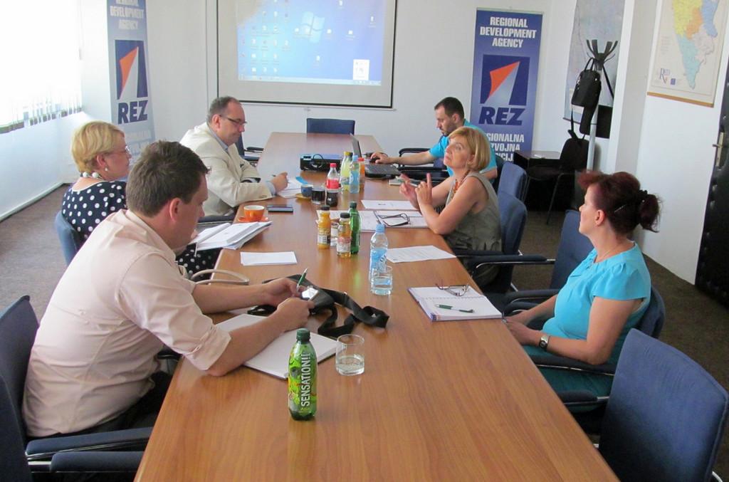 REZ Agencija i lokalne razvojne agencije iz ZDK 1