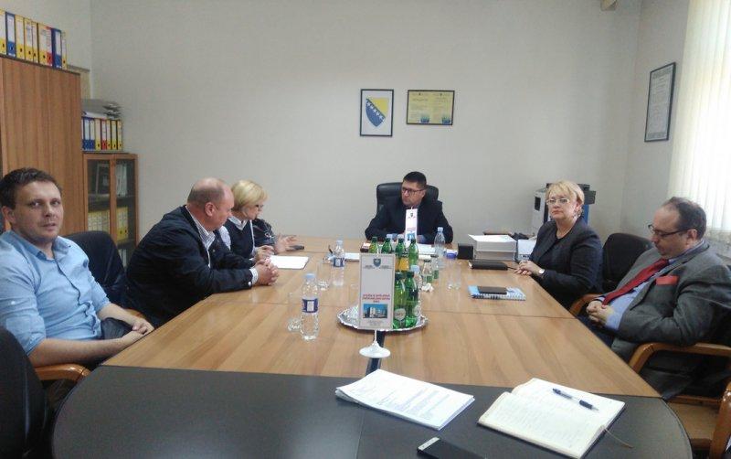 Sastanak razvojnih agencija i Službe za zapošljavanje ZDK 1