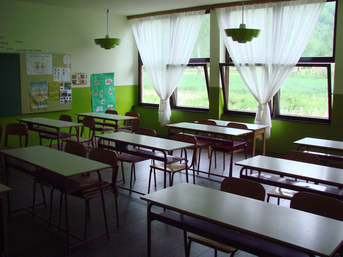 """Područna škola """"Bukovci"""" u općini Busovača 1"""