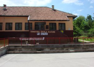 Local school in Katići (Kaćuni), Municipality of Busovača 5