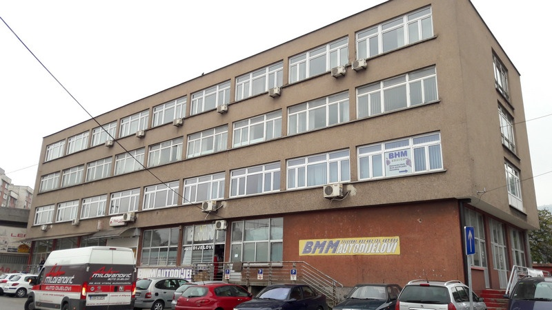 REZ Agencija - ured u Štrosmajerovoj 11, Zenica