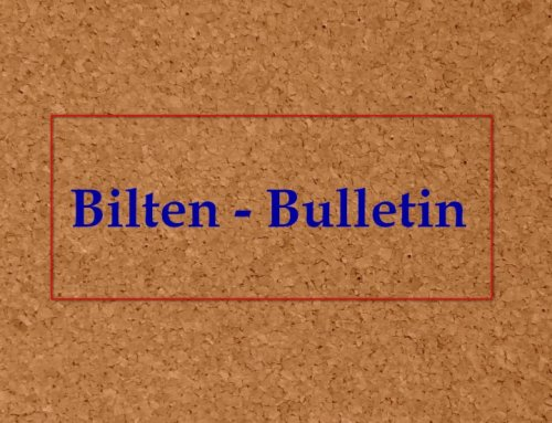 """Bulletin of the project """"Co-processing of municipal waste…"""""""