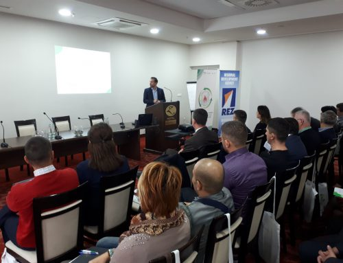 "Zenica: Seminar ""Communal waste as a resource – challenges and opportunities"""