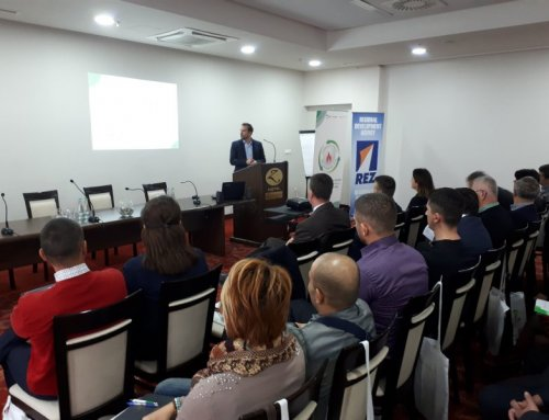"""Zenica: Seminar """"Communal waste as a resource – challenges and opportunities"""""""