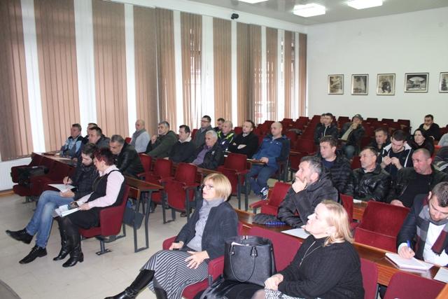 U Travniku održana druga AgMENTOR biznis klinika 1