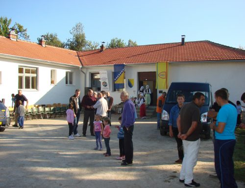 Područna škola Bukve, Općina Vitez