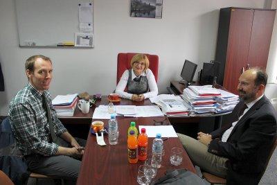 Direktor USAID Boegel u REZ Agenciji