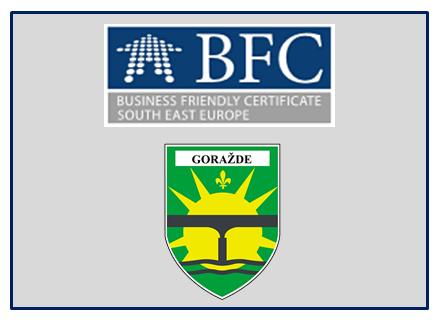 Općina Goražde dobila BFC certifikat 1
