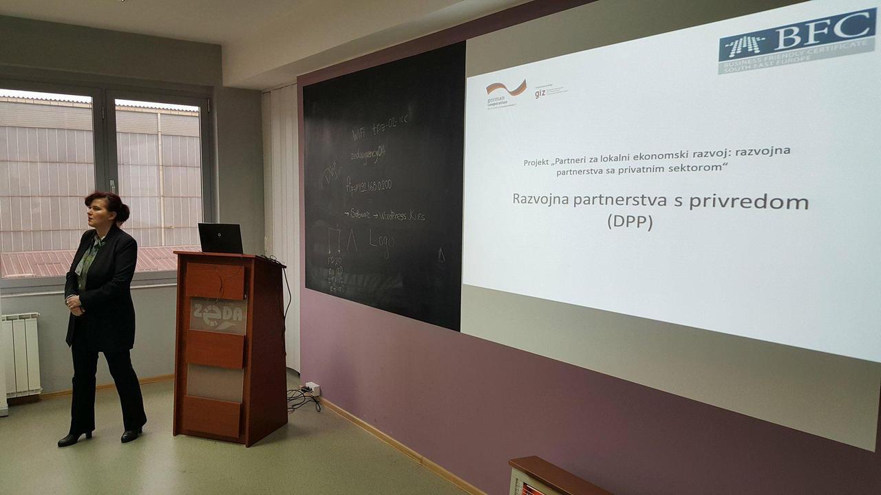 Članovi BFC SEE mreže FBiH održali prezentaciju 1