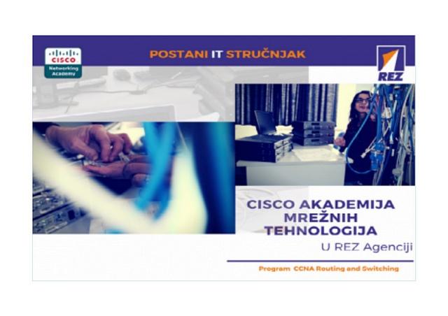 CISCO Akademija - Počeo upis XI generacije 1