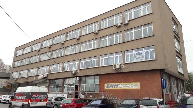 REZ Agency - Building in Zenica, Štrosmajerova 11