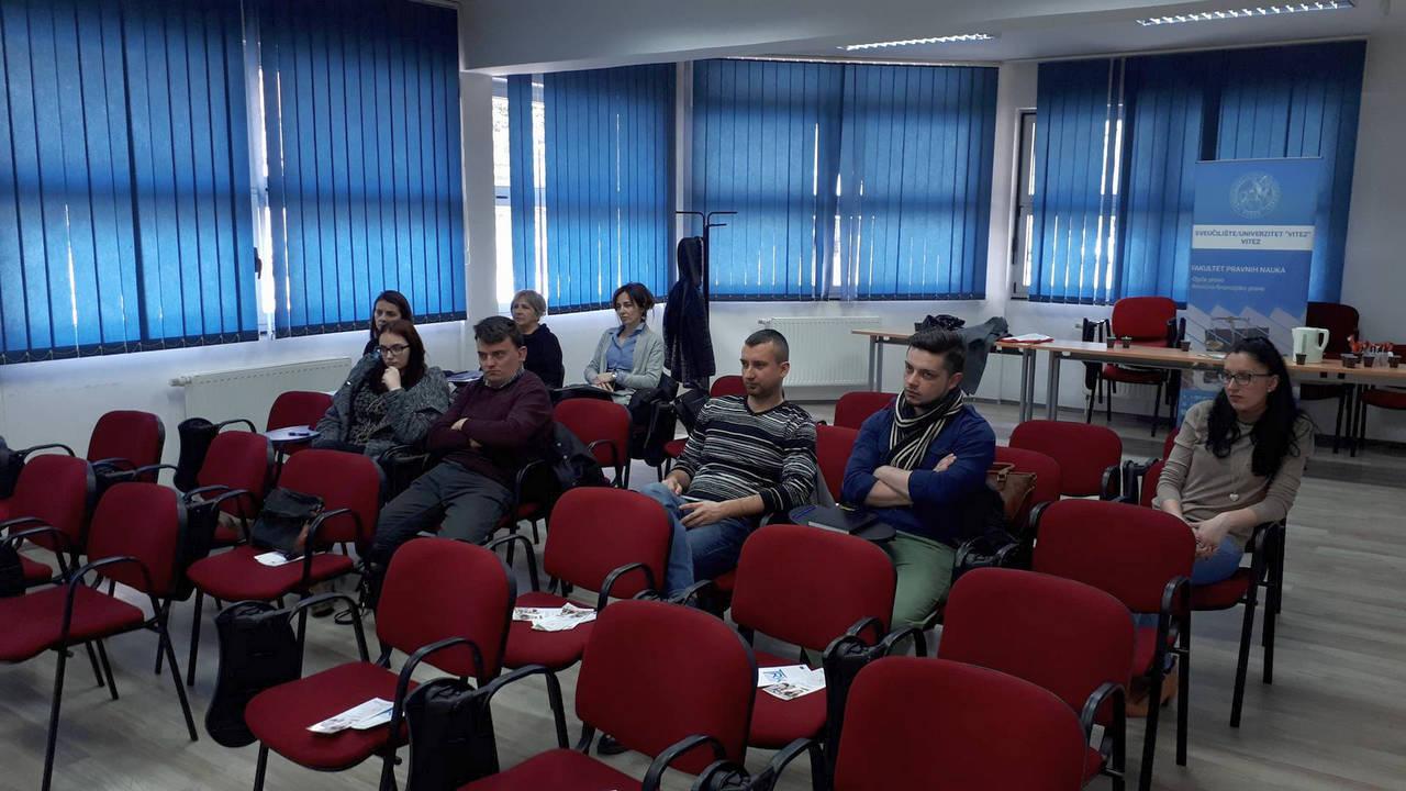 Projekt TRIK - Mala škola poduzetništva u Travniku