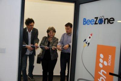 Otvaranje poslovnog inkubatora BeeZone