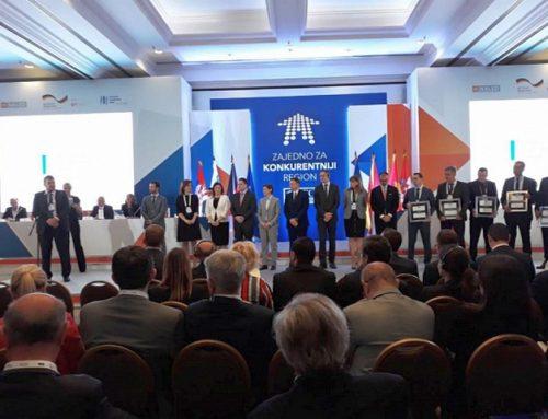 Svečana ceremonija dodjele certifikata za BFC SEE općine i gradove