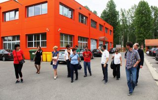 Studijsko putovanje u Osijek - Bios