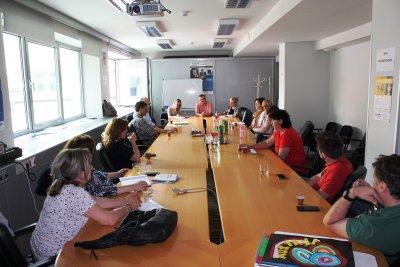 Studijsko putovanje u Osijek - Razvojna agencija