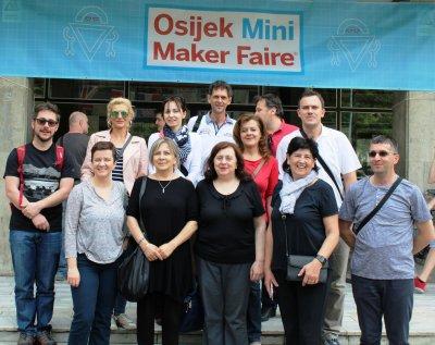 Studijsko putovanje u Osijek - Zajednička