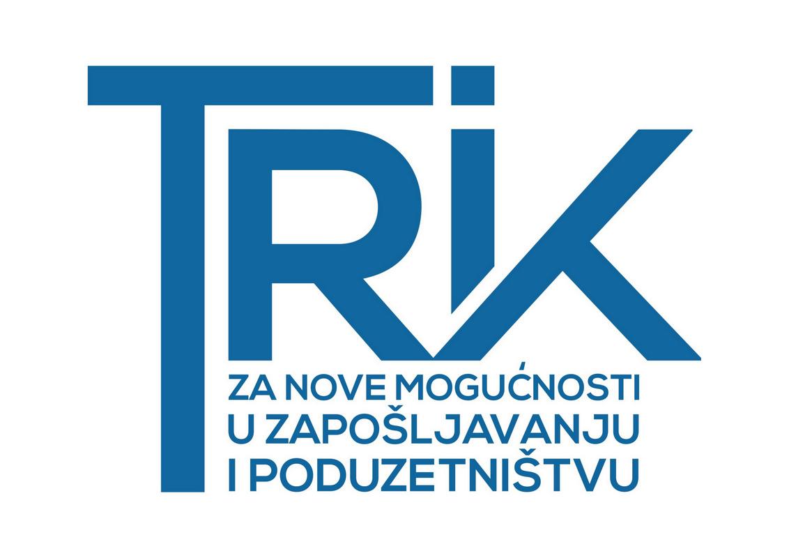 TRIK - za nove mogućnosti u zapošljavanju i poduzetništvu