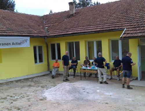 "Područna škola Vlahović, Osnovna škola ""Turbe"""