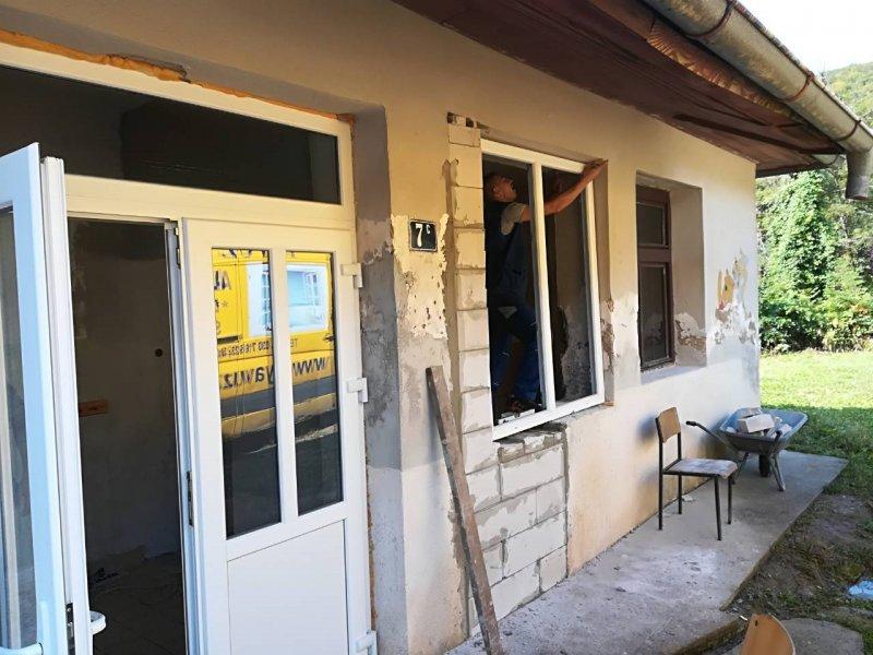 Stichting Veteranen Actief u Vlahoviću, Turbe