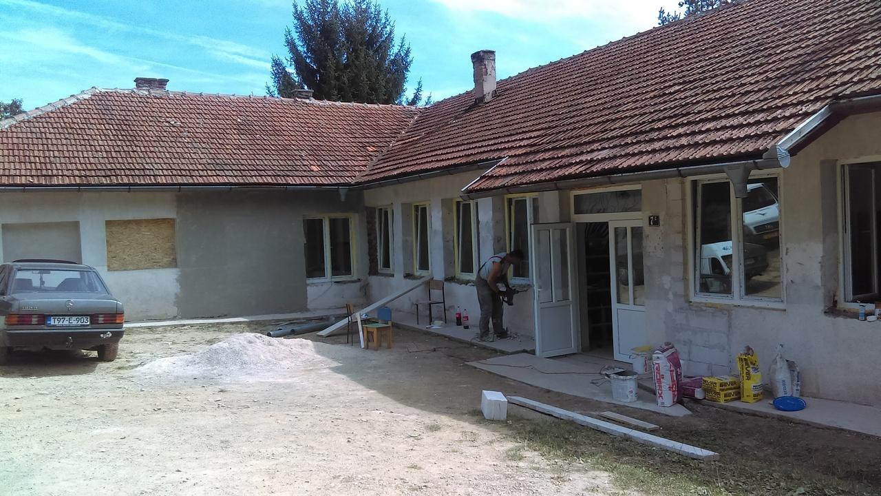 Stichting Veteranen Actief in Vlahović, Turbe