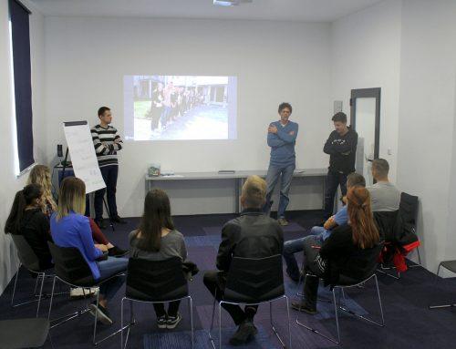 """Projekt """"TRIK"""" – Motivacijski seminar za nezaposlene"""