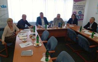 Sastanak Savjeta BFC mreže Federacije BiH u Tuzli