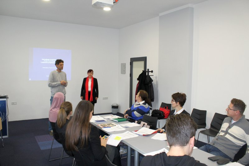 PCM za Lokalno partnerstvo za zapošljavanje Travnik