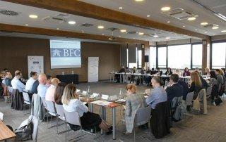 Obuka za BFC SEE verifikatore u Beogradu, Srbija