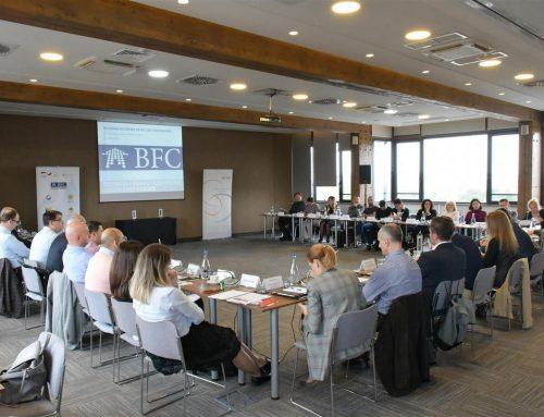Održana regionalna obuka za BFC SEE verifikatore