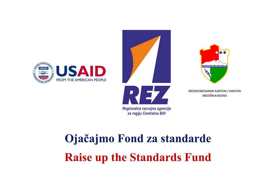 Projekt Ojačajmo fond za standarde