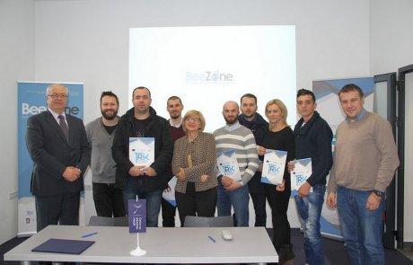 Projekt TRIK - Potpisivanje ugovora (nagrađene ideje)