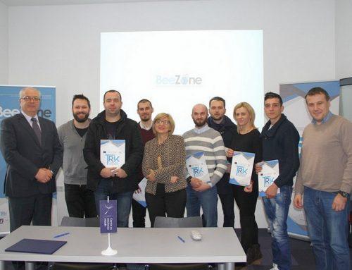 Projekt TRIK – Upriličeno svečano potpisivanje ugovora sa sedam kandidata