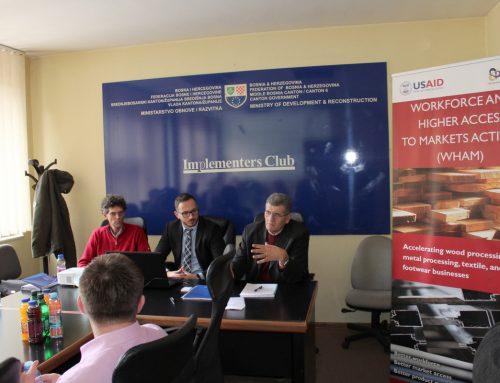 Održan Info dan i prezentacija projekata u Travniku