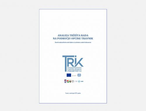 Labor Market Analysis in the Travnik Municipality