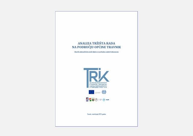 Analiza tržišta rada na području Općine Travnik 1
