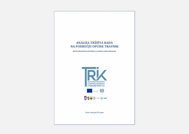 Labor Market Analysis in the Travnik Municipality 1