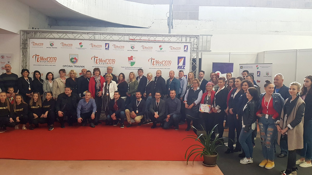 Završen sajam Timod EXPO 2019 1