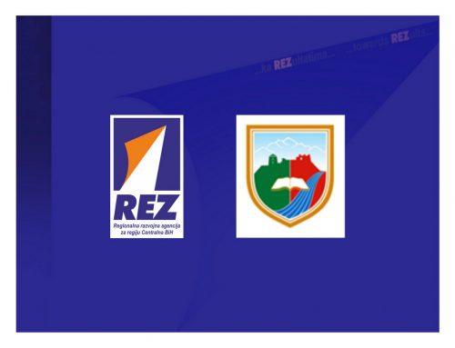 REZ Agencija u projektu TREIN