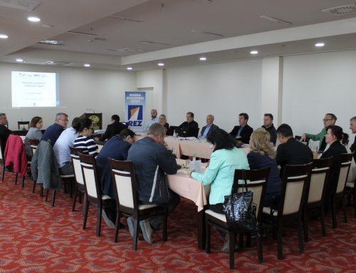 Održan prvi sastanak Radne grupe projekta Uvođenje sistema upravljanja…