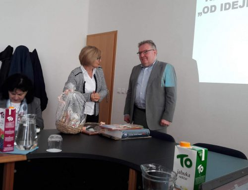 Studijsko putovanje – posjeta gradovima Prelog i Velika Gorica, Republika Hrvatska