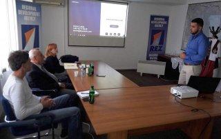 Podrška razvoju poduzetništva - prezentacija poslovnih ideja 5