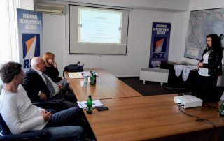 Podrška razvoju poduzetništva - prezentacija poslovnih ideja 13