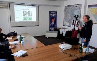 Podrška razvoju poduzetništva - prezentacija poslovnih ideja 17