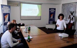 Podrška razvoju poduzetništva - prezentacija poslovnih ideja 22