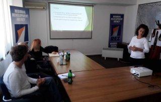 Podrška razvoju poduzetništva - prezentacija poslovnih ideja 23