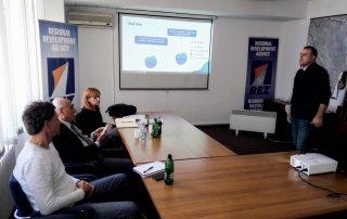 Podrška razvoju poduzetništva - prezentacija poslovnih ideja 26